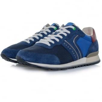Boss Green Parkour Runn nymx Dark Blue Shoes 50317133b