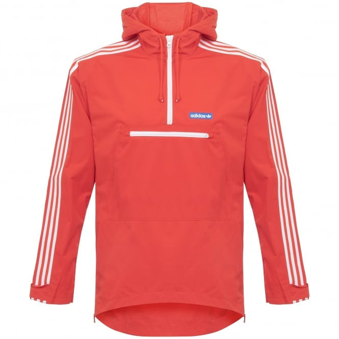 Adidas Originals Bright Orange Tennoji Wind Breaker
