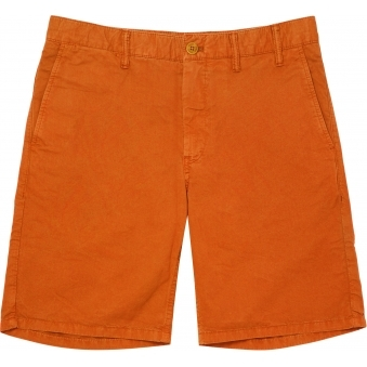 Burned Red Aros Light Twill Shorts