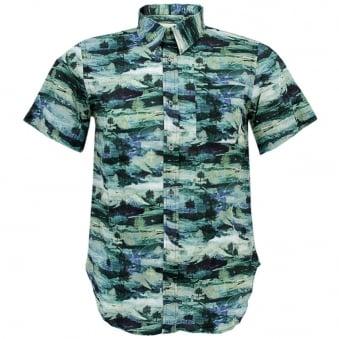 BWGH Savane Blue Shirt BWGHSS
