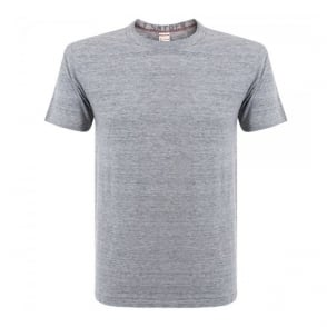 Champion Classic Crew Grey Heather T-Shirt S5CAG1TS39