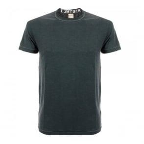Champion Short Sleeve Charcoal Heather T Shirt D021F14 T009