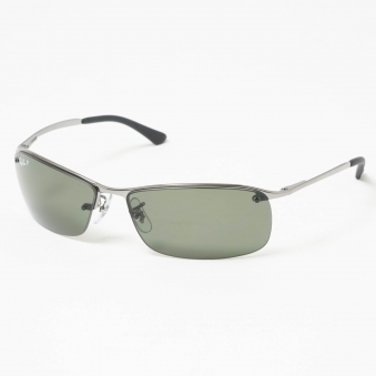 Chrome RB3183 Sunglasses - Classic Green Lenses
