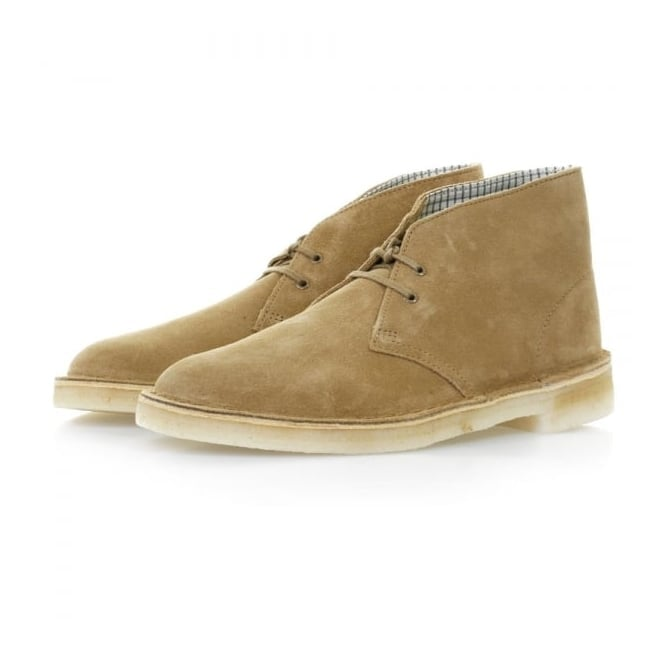 Clarks Originals Desert Boot Oakwood Suede Boots 11826