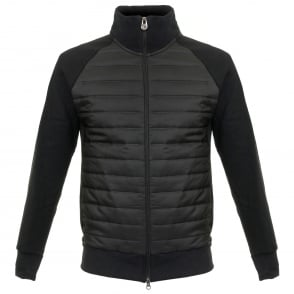 Colmar Padded Black Quilted Jacket 8240 9QO