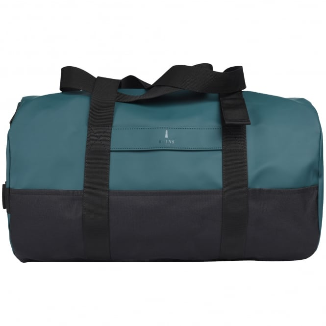 Rains Dark Teal Duffel Bag