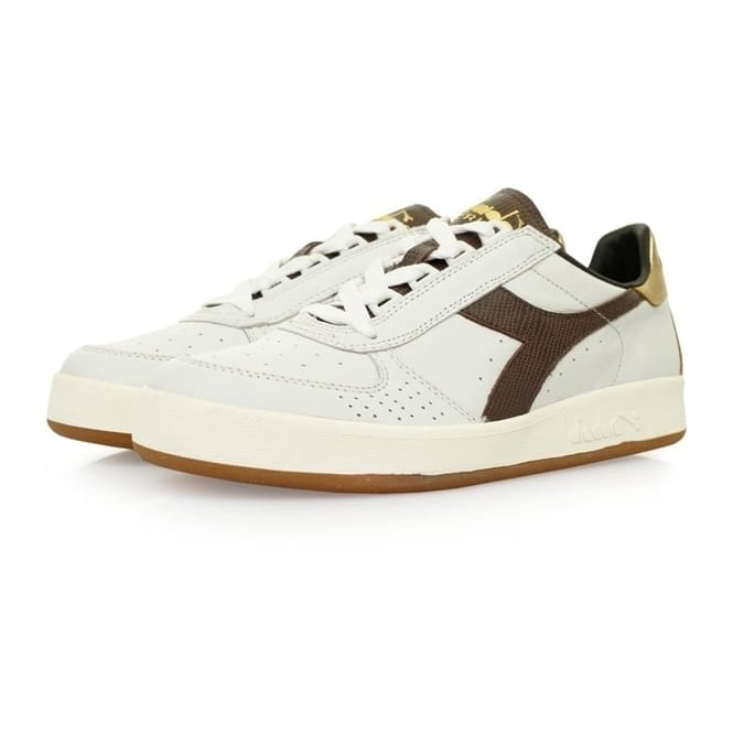 Diadora Heritage Diadora Borg Elite L White Shoes 20006