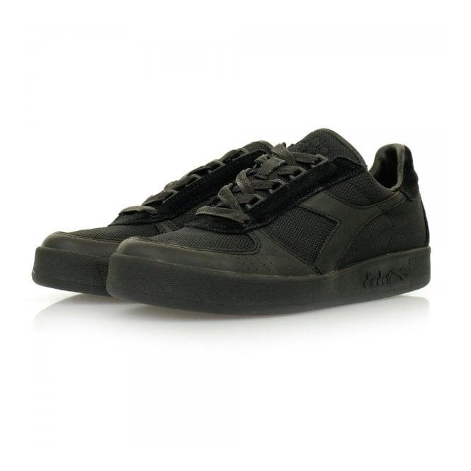 Diadora Heritage Diadora Borg Elite MM SW Black Shoes 80013