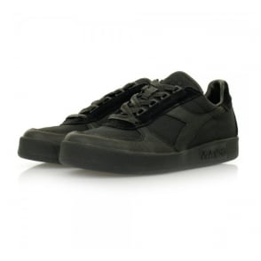 Diadora Borg Elite MM SW Black Shoes 80013