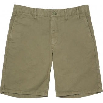 Dried Olive Aros Light Twill Shorts