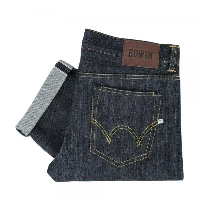 Edwin ED-39  Rigid Red Selvage Denim Jeans I0061843