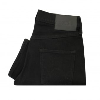 Edwin ED 55 Black Regular Tapered Jean I023301F9