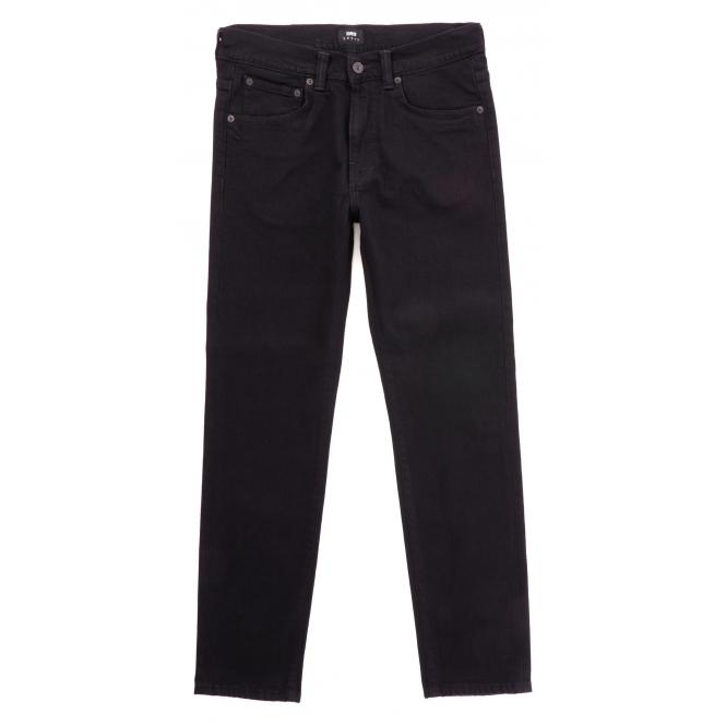 8ffd7c73c9d4 Edwin ED-80 Slim Tapered Jeans - CS Power Black Denim