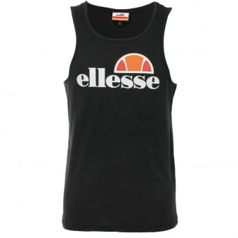 Ellesse Frattini Anthracite Vest Top SHS01402