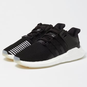 EQT Support 93/17 - Core Black & Running White