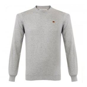 Farah Wiltshire Rain Heather Jumper F9GS5041