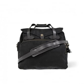 Filson Black Padded Computer Bag 11070258