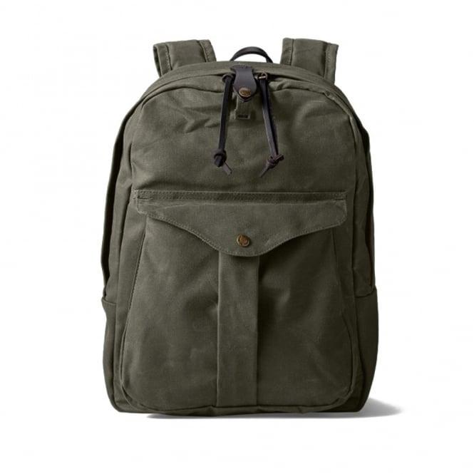 Filson Filson Journeyman Otter Green Backpack 7035634