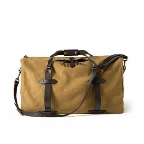 Filson Tan Small Duffle Bag 1170220