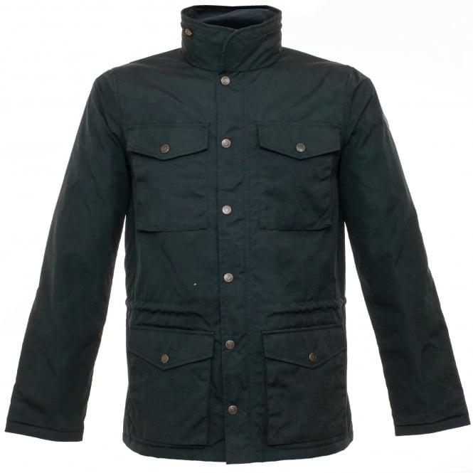Fjallraven Fjall Raven Dark Navy Winter Jacket 82276