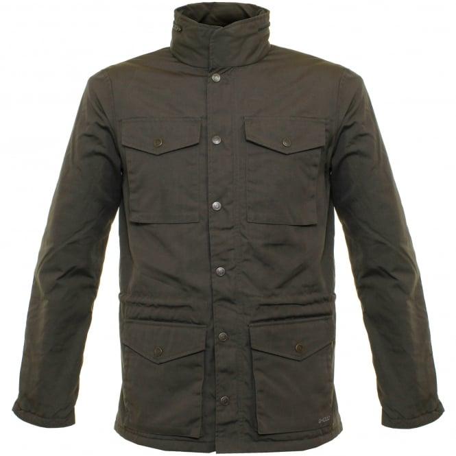 Fjallraven Fjall Raven Mountain Grey Winter Jacket 82276 032