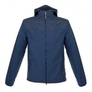 Fjallraven Abisko Hybrid Uncle Blue Jacket 81786 520