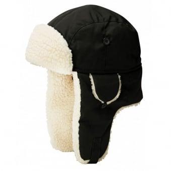 Fjallraven G-1000 Black Heater Hat