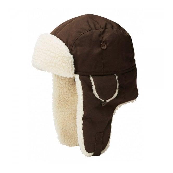 Fjallraven G-1000 Brown Heater Hat