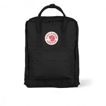 Fjallraven Kanken Black BackPack 23510 550