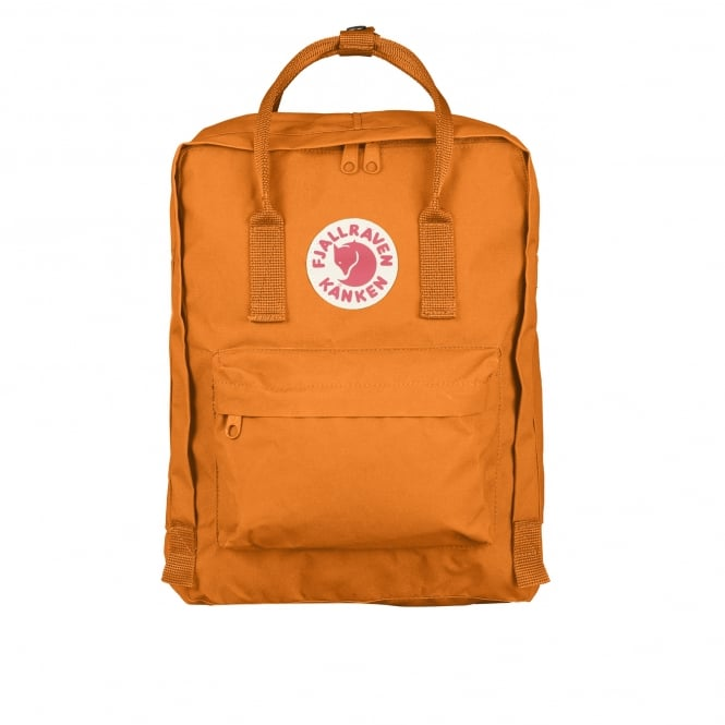 Fjallraven Kanken Orange BackPack 23510 212