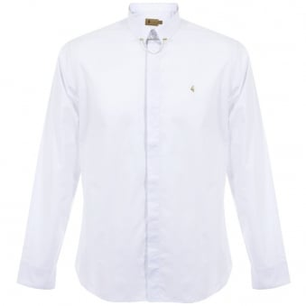 Gabicci Vintage Clapham White Shirt V29GW17