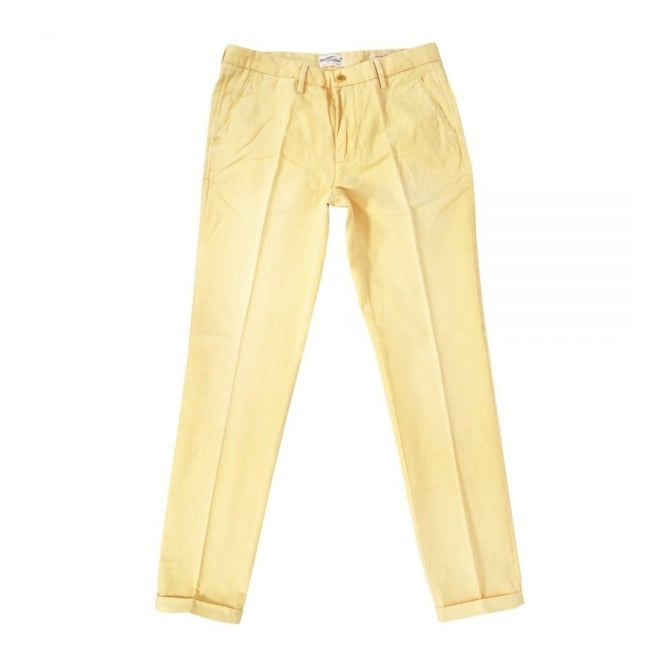 DEADSTOCK Gant Rugger Lemonade Canvas Chino Trousers 201401