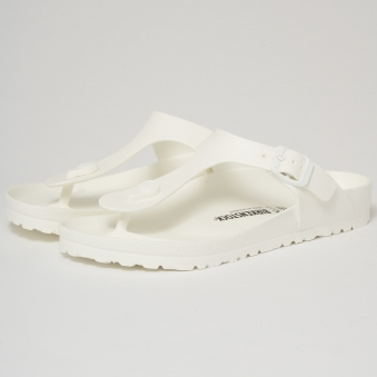 Gizeh EVA Sandals - White