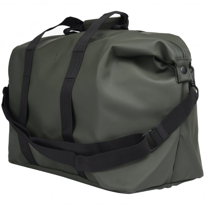Rains Green Weekend Bag
