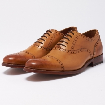 Grenson Tom Tan Shoes 518902