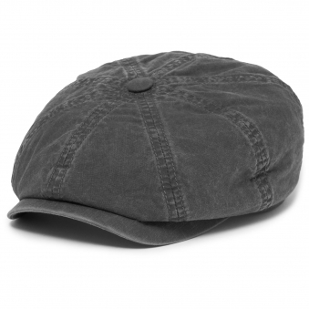 Grey Cotton Hatteras Sports Cap