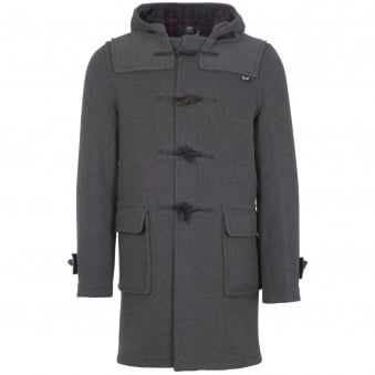 Grey Morris Duffle Coat