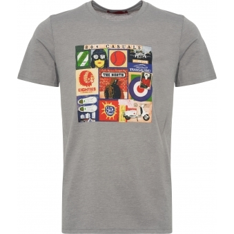 Grey Sources of 80's Casuals T-Shirt