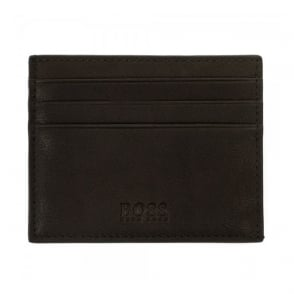 Hugo Boss Barnty Black Card Holder 50297561