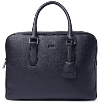 Hugo Boss Black Breifcase Gardo Navy Blue 50297559 401