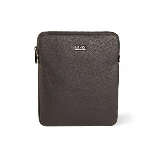 BOSS Hugo Boss Hugo Boss Black Gotio Shoulder Bag Brown 50297609 201