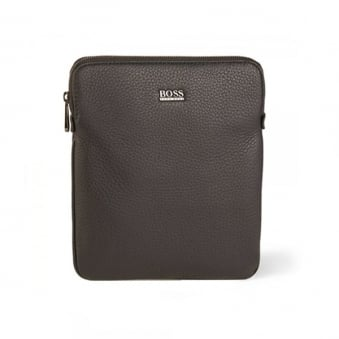 Hugo Boss Black Gotio Shoulder Bag Brown 50297609 201