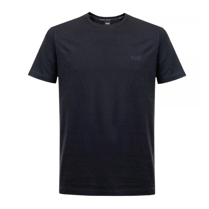 BOSS Hugo Boss Hugo Boss Black Shirt RN SS Dark Blue T-shirt 50297498