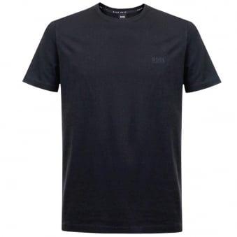 Hugo Boss Black Shirt RN SS Dark Blue T-shirt 50297498