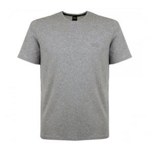 Hugo Boss Black Shirt RN SS Medium Grey T-shirt 50297498