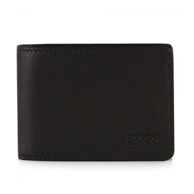 BOSS Hugo Boss Hugo Boss Blist Black Bi-Fold Wallet 50297530