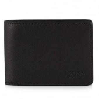 Hugo Boss Blist Black Bi-Fold Wallet 50297530