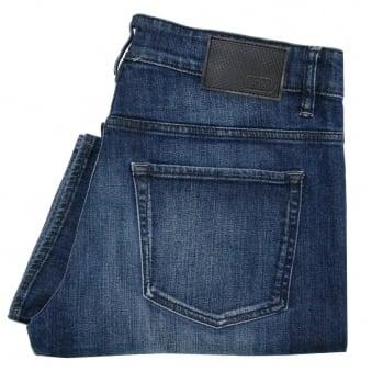 Hugo Boss C-Delaware 1 Dark Blue Slim Fit Jeans 50320165