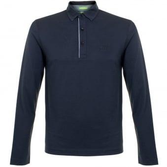 Hugo Boss C-Tivoli 1 Navy polo Shirt 50326314