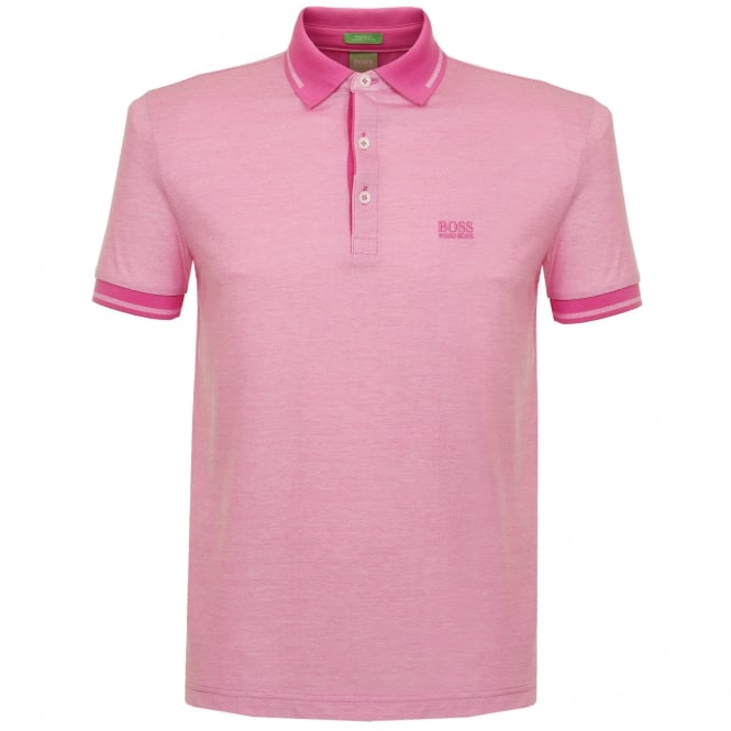 Boss Green Hugo Boss C-Vito Purple Polo Shirt 50330945